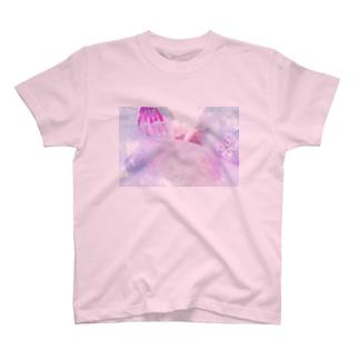 オーガンジーとお菓子 T-shirts