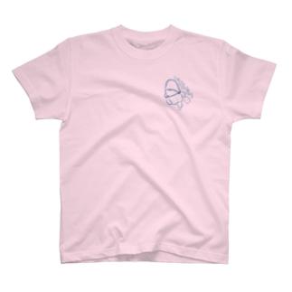 【JY17】しんじゅくくん T-shirts