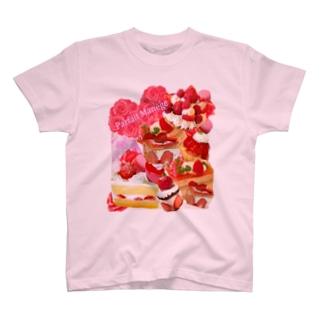 ストロベリーパレード T-shirts