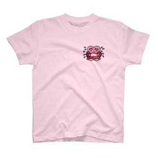 ハートブレイクちゃん T-shirts
