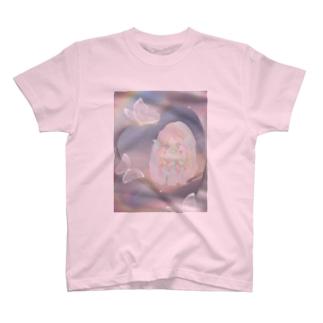 あまびえかたん T-shirts