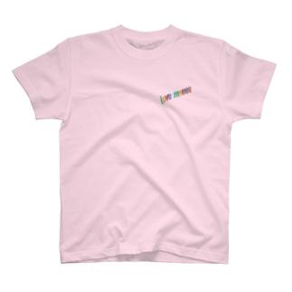 ラブ T-shirts