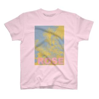 rose park T-shirts