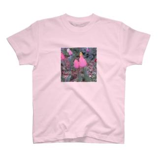 仲良しチューリップ T-shirts