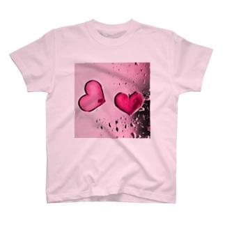 硝子のハート T-shirts