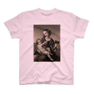 母子像 T-shirts