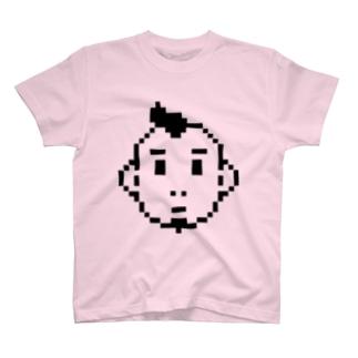 うんこのってるちゃん T-shirts