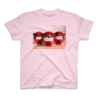 USODARUMA T-shirts