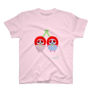 ちぇりーぱわー T-shirts