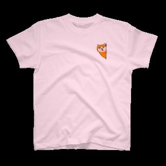 NORICOPOの覗くクソハムちゃん T-shirts