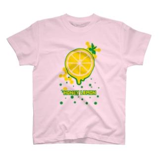 これでもフルーツ★はちみつレモン T-shirts