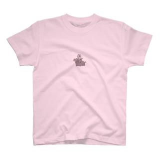 豚を描いて T-shirts