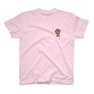 ラライオンくん T-shirts