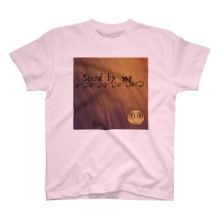 shirotaro-スタンドバイミー- T-shirts