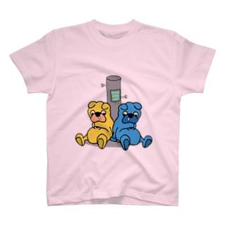 わたあめにんぎょう『ぴゅって』 T-Shirt