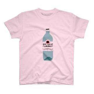 バカルディ Bacardi お酒 T-shirts
