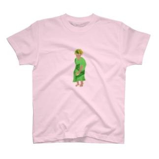 にらめっ子 T-shirts