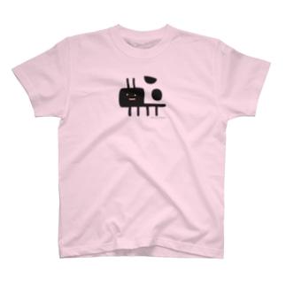 シンプルなてんとう虫 T-Shirt