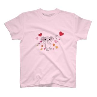 ぱっ T-shirts
