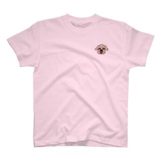 ゴールデンレトリバー君 T-shirts