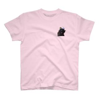 猫のお巡りさん T-shirts