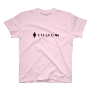 イーサーリアムTシャツ T-shirts