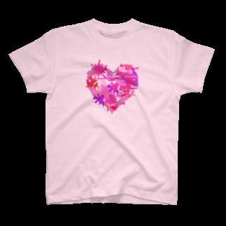 RiNNEのリンリ T-shirts