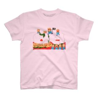 くうちゃんのたからもの T-shirts