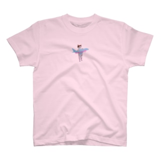 Bon voyage cat T-shirts