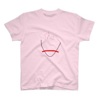 she T-shirts