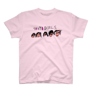 TOKYO GIRLS T-shirts