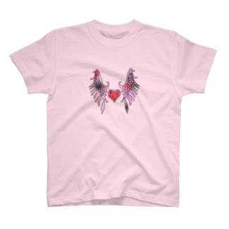 meMEmeの着床ちゃん T-shirts