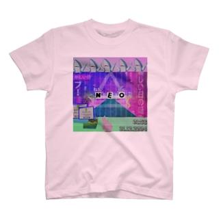 新しい日 Vaporwave T-shirts
