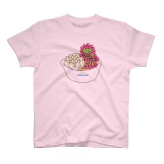 多肉植物たにくさん (小鉢に集合) T-shirts