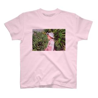 どこでもミルク T-shirts