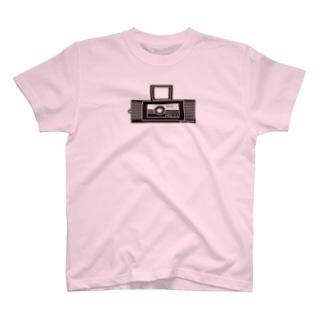 カメラ小僧 T-shirts
