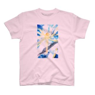 戦場の風使い(ロゴ無し ver.1) T-shirts