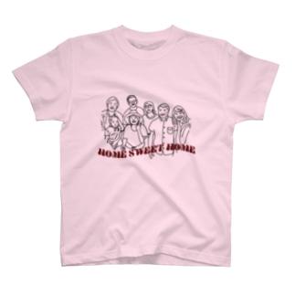 homesweethome T-shirts