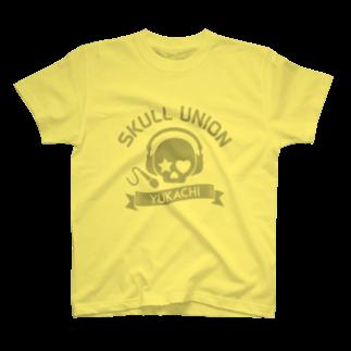 ゆかちー。の23色💀ゆかちーTシャツ! Tシャツ
