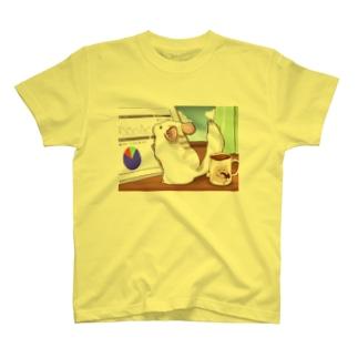 意識高い系チンチラ Tシャツ