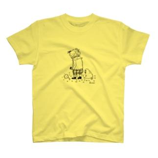 アイスの3秒ルール Tシャツ