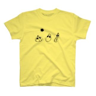 野菜ブラザーズ summer ver. Tシャツ