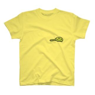 いもむし Tシャツ