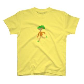 run Tシャツ