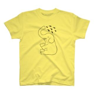 ゾウ1 Tシャツ