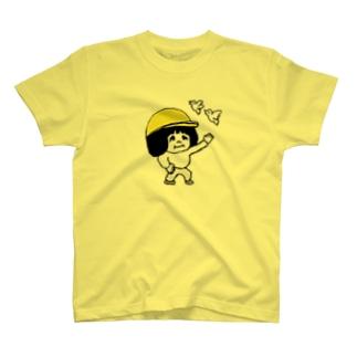 HIMARI T HI Tシャツ