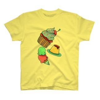 スウィーツ! Tシャツ