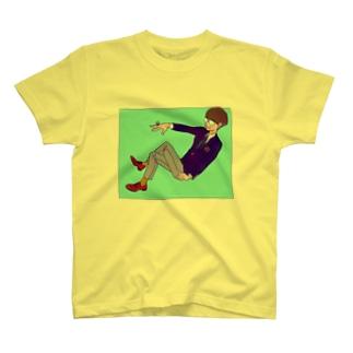 僕と一緒にいてチョ Tシャツ