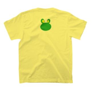 かえるのかお T-shirts