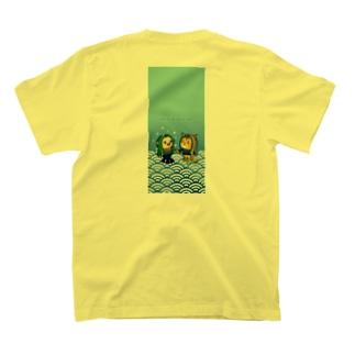 アマビエ様とみたらし君 T-shirts